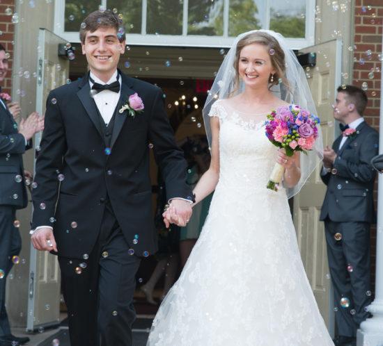 The Hayward Wedding